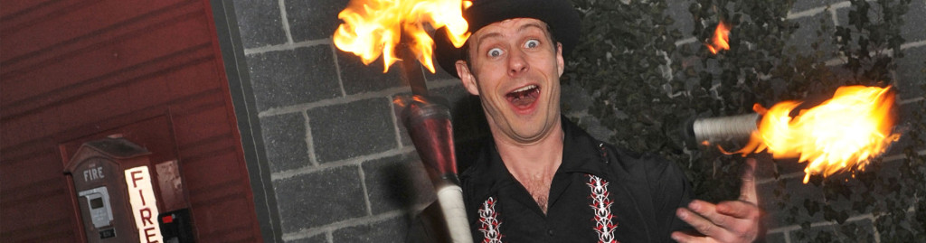 Fire-Juggler-Fire-Eater-Fire-performer - Incredible Larry